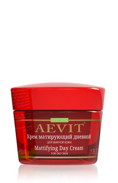 AEVIT Дневной крем для лица Матирующий