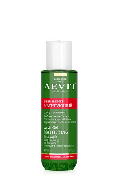 AEVIT Матирующий гель для умывания