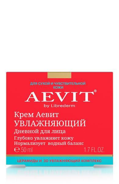 AEVIT Дневной крем для лица Увлажняющий