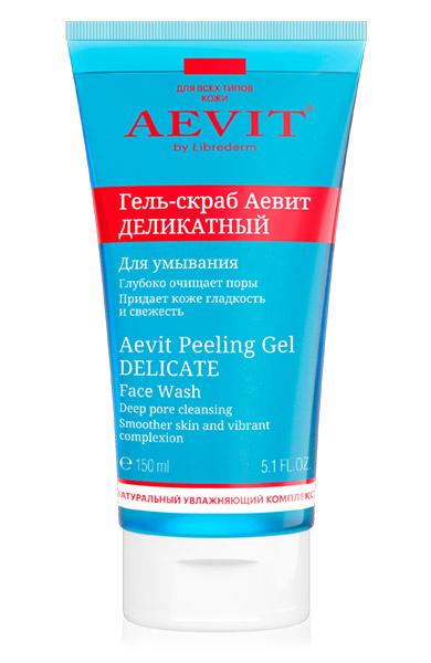 AEVIT Гель-скраб Деликатный