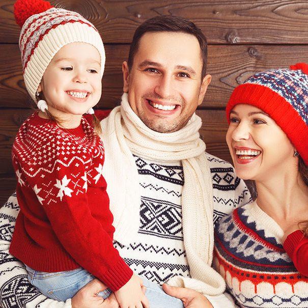 Дела семейные: зимний уход за кожей всей семьи